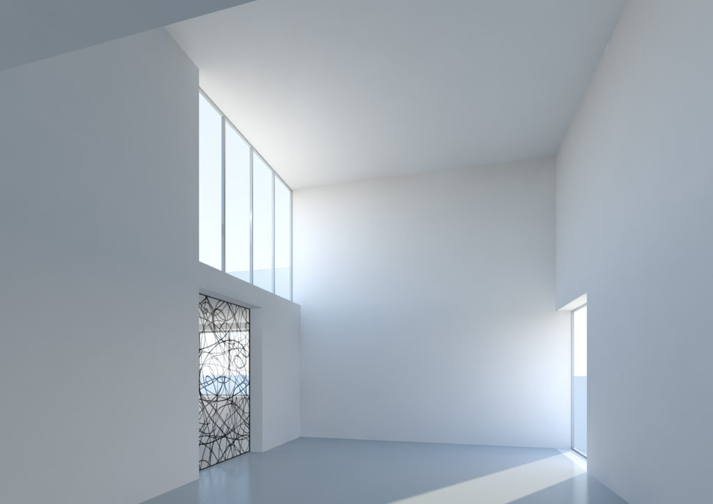 kunsthaus brandner interior 1