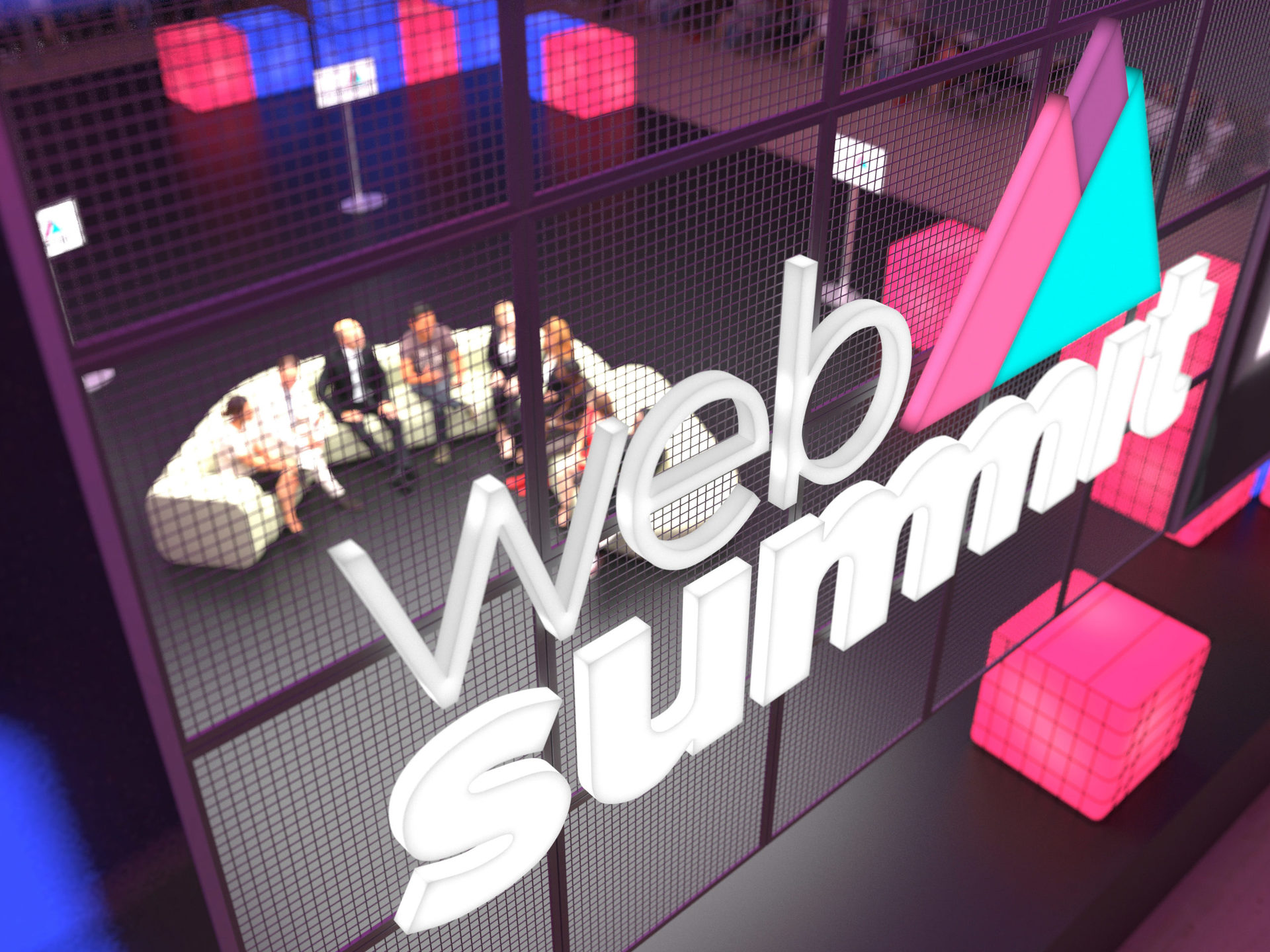 web summit 2019 I